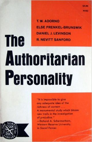 The Authoritarian Personality
