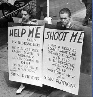 nazi-deportation